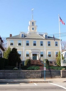 East Greenwich RI Town Offices