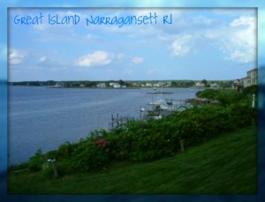 Great Island Narragansett real estate