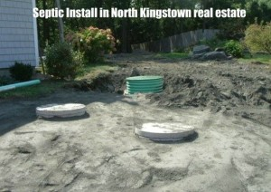 What a Septic Install Means to Sellers and Realtors