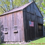 Nineteenth century barn