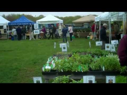 Video thumbnail for youtube video Coastal Growers Farmers Market - Casey Farm - North Kingstown RI 02852 - Rhode Island Real Estate