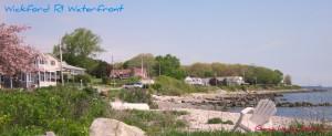 Waterfront Wickford RI