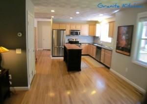 View the kitchen at 192 Stony Lane Wickford RI
