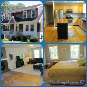 192 Stony Lane North Kingstown RI Home for Sale