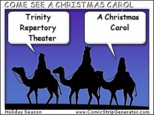 Trinity Rep - Christmas Carol