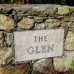 The Glen sign