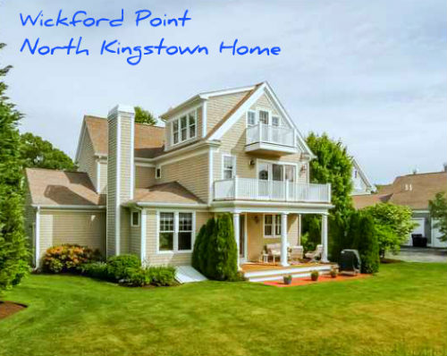 Homes for sale in Wickford Point North Kingstown