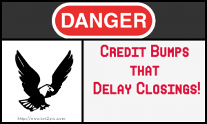 Make credit decisions wisely during home buying process