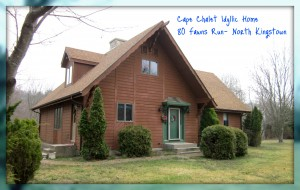 North Kingstown RI Real Estate for sale- custom built home