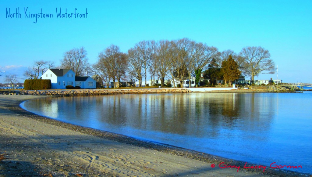 North Kingstown waterfront real estate 