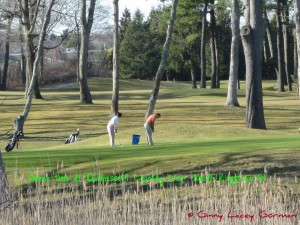 North Kingstown RI real estate and golf courses