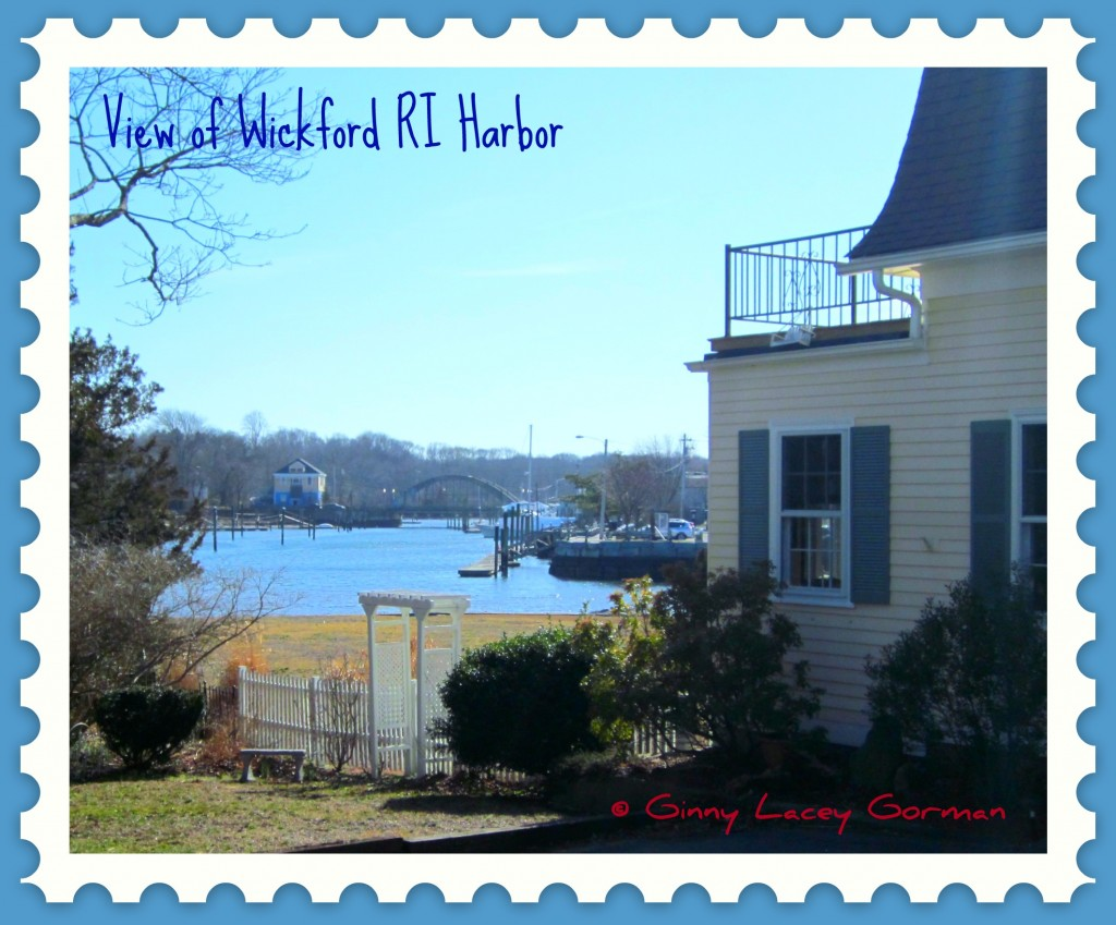 Wickford Harbor- Wickford RI real estate