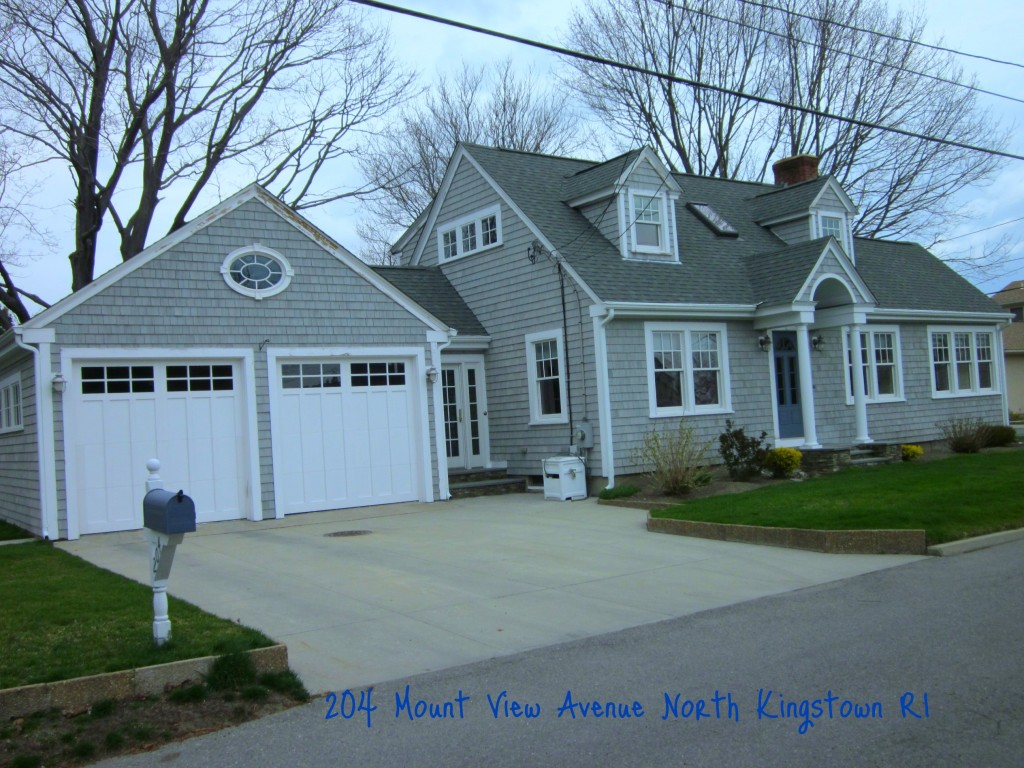 North Kingstown Rhode Island Real Estate-204 Mount View Avenue