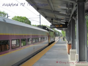 Wickford RI Train Station adds to the Rhode Island real estate landscape