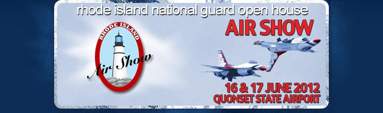 RI National Guard Air Show 2012- June 16-17- Real estate