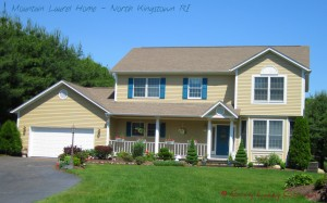 North Kingstown RI- Mountain Laurel Neighborhood - Rhode Island Real Estate