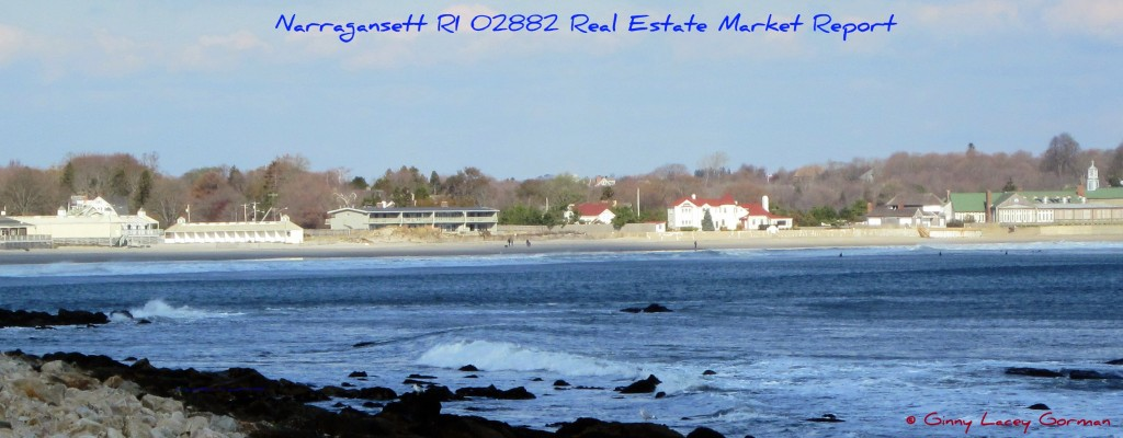 Narragansett Rhode Island Real Estate - Market Report May 2012