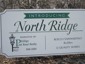 North Ridge Subdivision- North Kingstown RI real estate