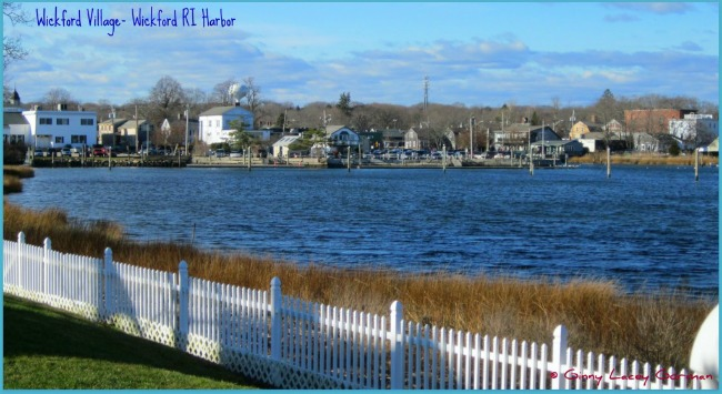 waterfront RI real estate in Wickford RI