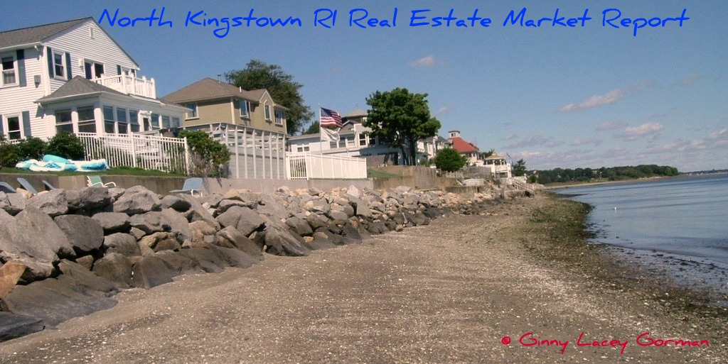 North Kingstown RI real estate waterfront
