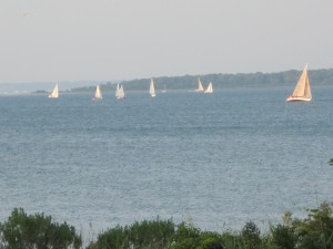 RI Waters are Sailing This Weekend for Rhode Island real estate