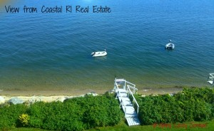 waterfront access in  RI real estate