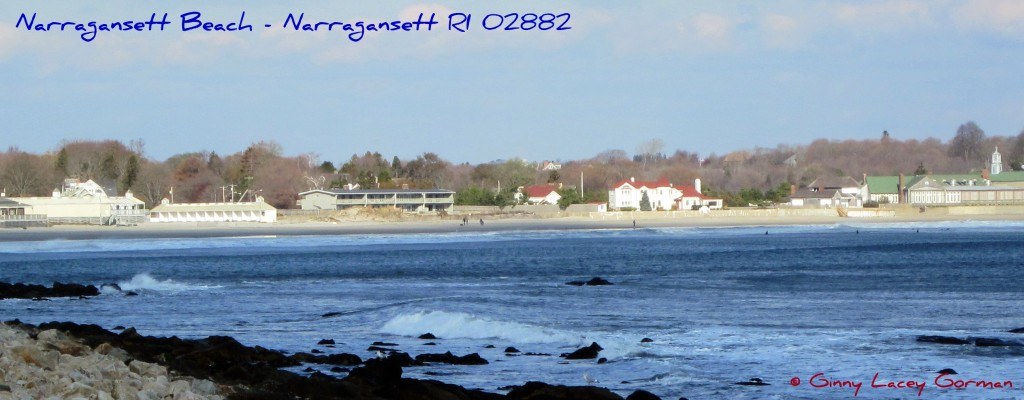 Waterfront Narragansett RI Real Estate 
