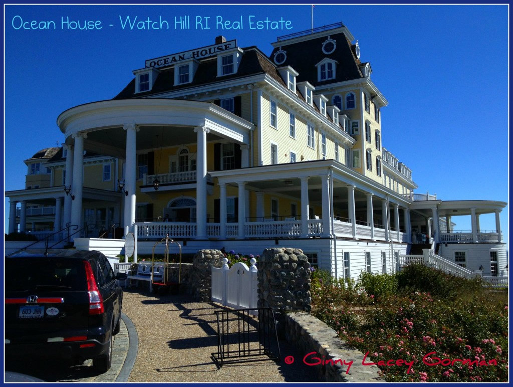 Ocean House - waterfront RI real estate