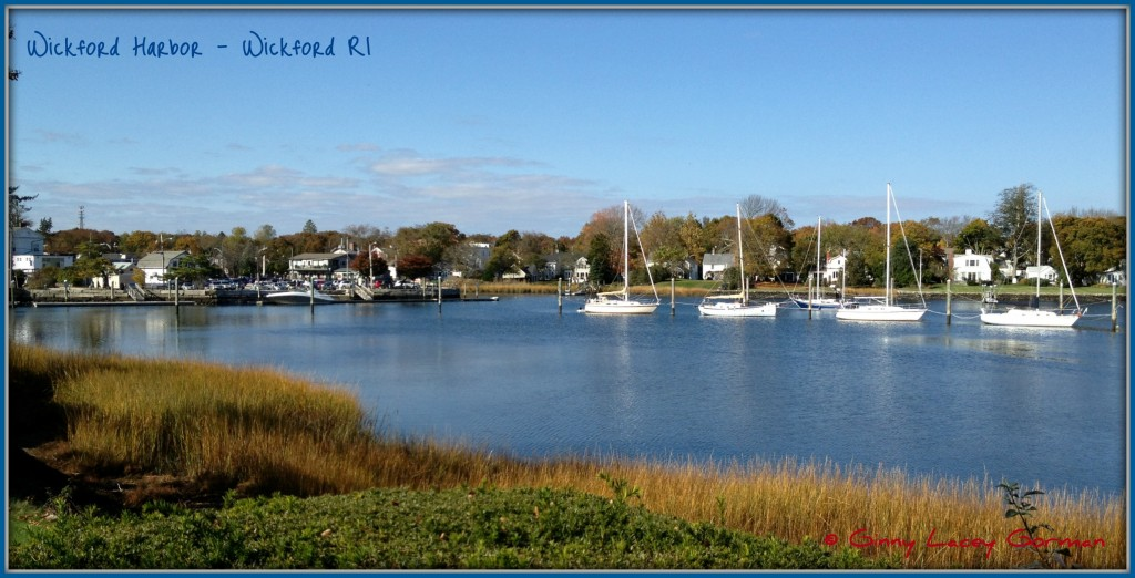 Wickford RI real estate  - waterfront wickford ri