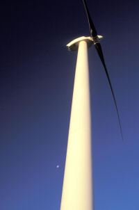 Wind turbines in North Kingstown real estate