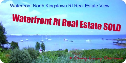 waterfront north kingstown home sold
