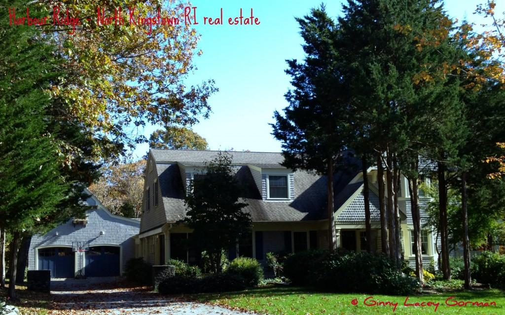 Luxury Wickford RI Real Estate | Harbour Ridge Neighborhood
