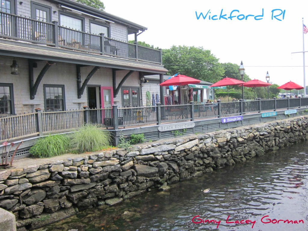 waterfront wickford ri real estate