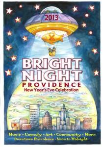 RI Bright Night in real estate