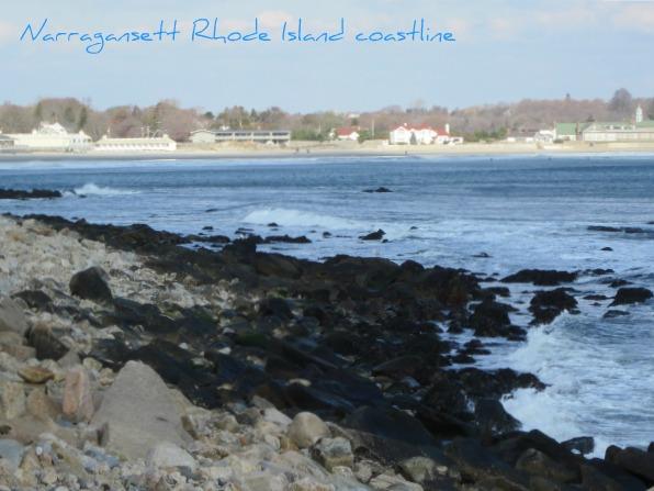 Narragansett waterfront RI real estate