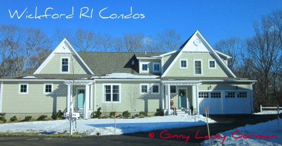 Wickford RI condo real estate