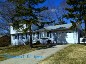 Potowomut RI home for sale