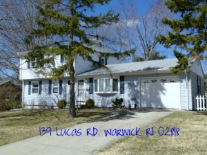Potowomut neighborhood RI real estate for sale- Warwick RI home sale