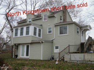short sales north kingstown ri