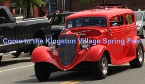 Kingston Village Spring Fair Kingston RI real estate