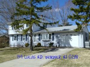 Warwick RI Home Sold