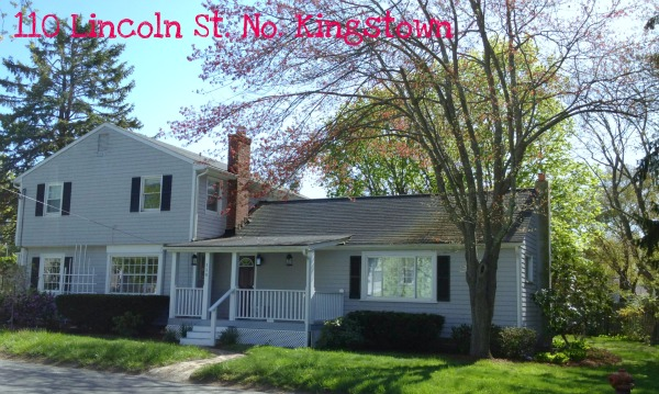 Another North Kingstown Home Pending | 110 Lincoln St