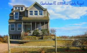 Charlestown RI Home Sales July 2013 in RI coastal real estate