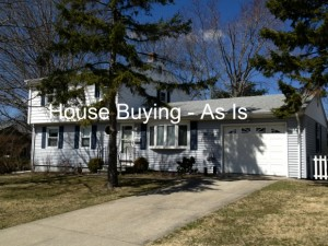 What Does As Is Mean When I Am Buying a Home?