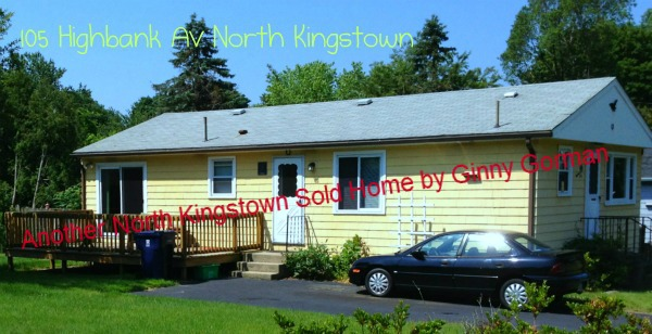 No. Kingstown Home SOLD RI real estate