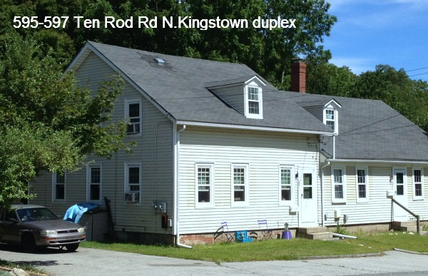 North Kingstown RI Duplex Home in Contract | Oops Missed this One!