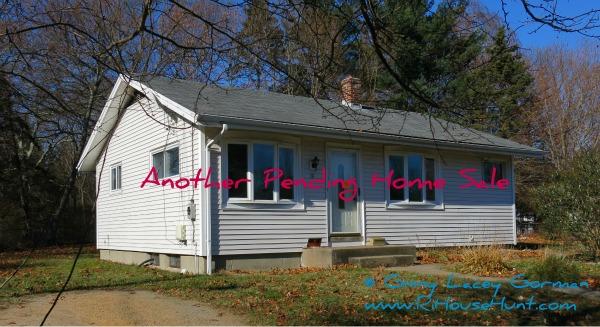 Pending Wickford RI 02852 Home Sale