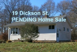 Sold Home in North Kingstown RI | 19 Dickson Street