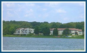 cedarhurst condo from water a view