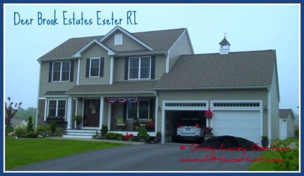 New Home Construction Exeter RI | Deer Brook Estates